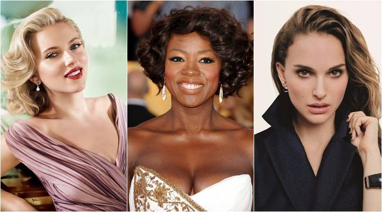 Viola Davis to Olivia Moon to Scarlett Johansson in women's march