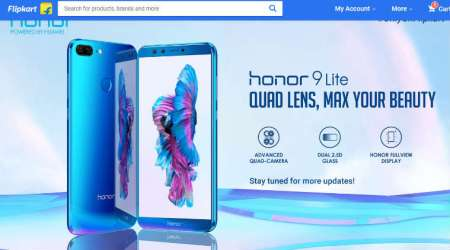 Honor 9 Lite, Honor 9 Lite India launch, Honor 9 Lite price, Honor 9 Lite Flipkart, Honor 9 Lite features, Honor 9 Lite specifications, Flipkart, Honor 9i, Honor View 10