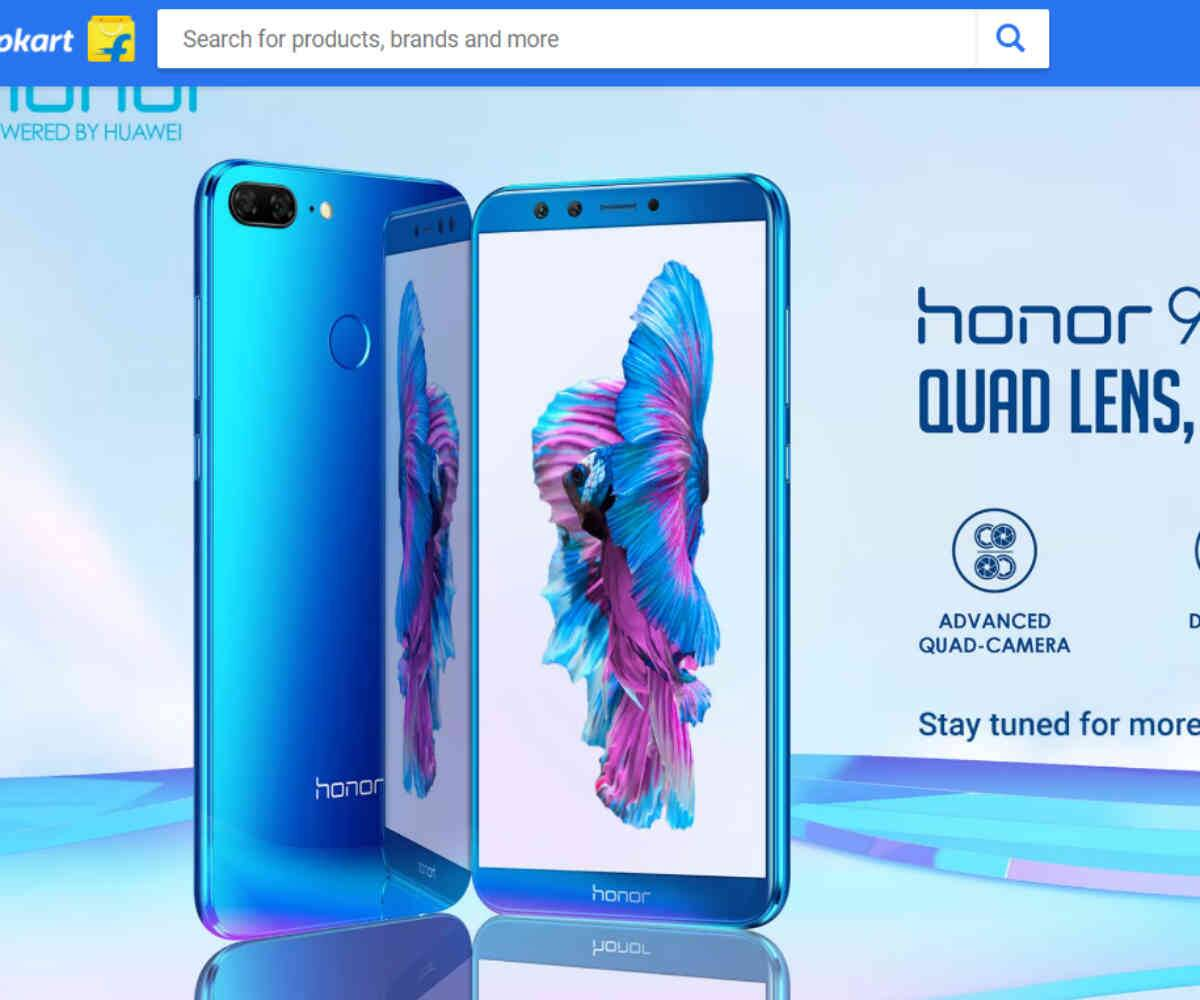 the latest d60c4 dc13a Honor 9 Lite launch in India confirmed, will be Flipkart exclusive ...