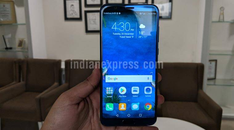 Now unlock your Honor View 10 using face unlock