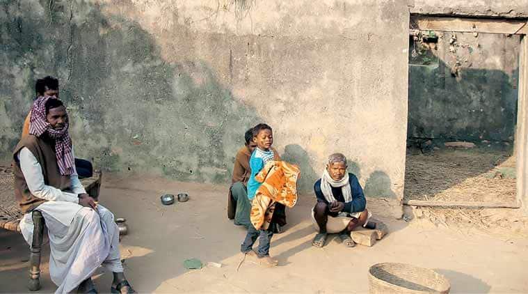 ration card, Aadhaar, Jharkhand woman death, Jharkhand PDS, aadhaar, biometric authentication, public distribution system, jharkhand starvation case, pds, jharkhand, indian express