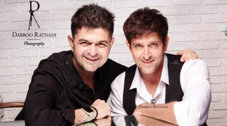 Hrithik Roshan nails the chocolate boy look on Dabboo Ratnani 2018 calendar