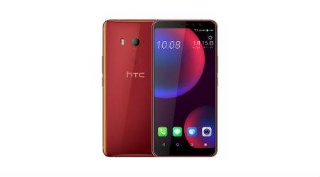 HTC U11 EYEs with dual selfie cameras leaked, expected to launch on January 15