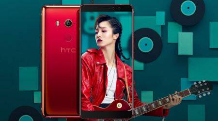 HTC U11 EYEs with 6-inch 18:9 display, dual selfie cameras launched: Price, specifications