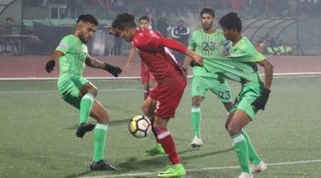 I-League: Shillong Lajong, Chennai City FC play out goallessdraw