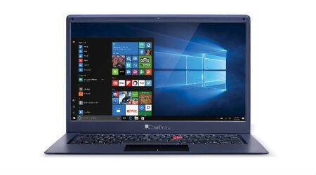 iBall introduces 14-inch CompBook Exemplaire+ at price of Rs 16,999