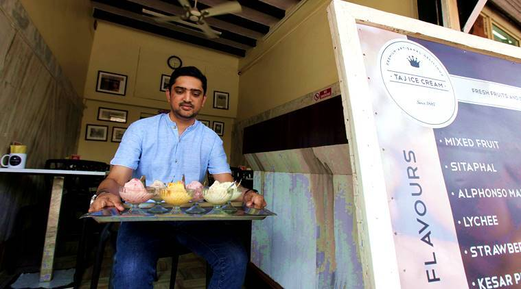 Aamir Icecreamwala, mumbai ice cream joints, best ice cream in mumbai, places to grab a scoop of ice cream, ice cream, indian express, indian express news