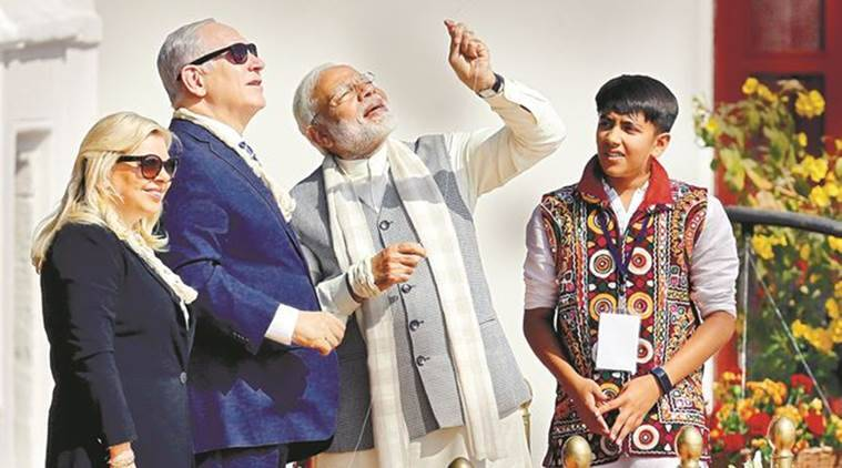 PM Narendra Modi, Narendra Modi, Benjamin Netanyahu, Israel PM, Israel tech, Centre of Excellence for Vegetables, India News, Indian Express, Indian Express News