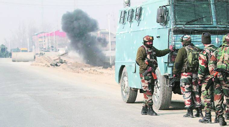 J&K National Highway IED Defused Srinagar Baramulla national highway Baramulla national highway IED Defused Baramulla national highway Army Indian Army India News