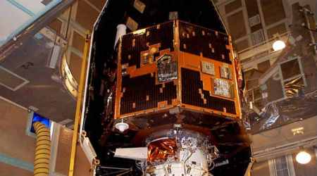NASA IMAGE satellite, Imager for Magnetopause-to-Aurora Global Exploration, NASA Deep Space Network, Earth's magnetosphere, Scott Tilley astronaut, auroral space, Rice University, plasmas, satellite missions