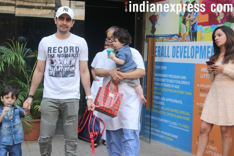 Taimur Ali Khan latest photos