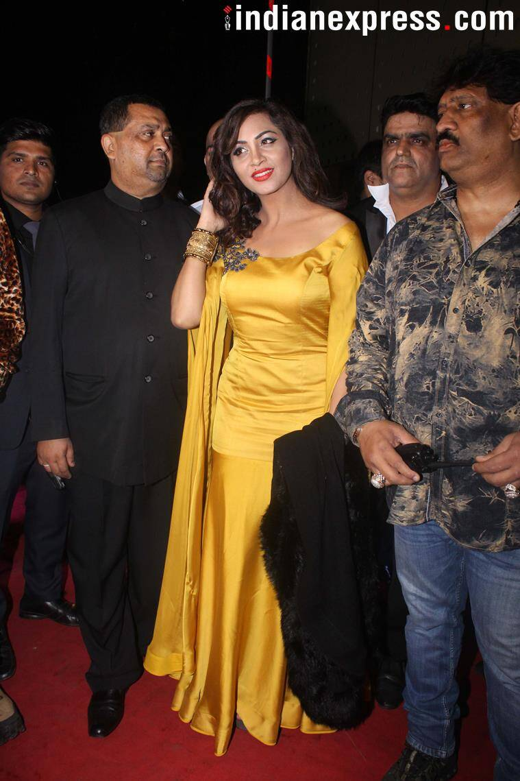 bigg boss 11 party