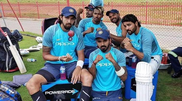 team india in south africa