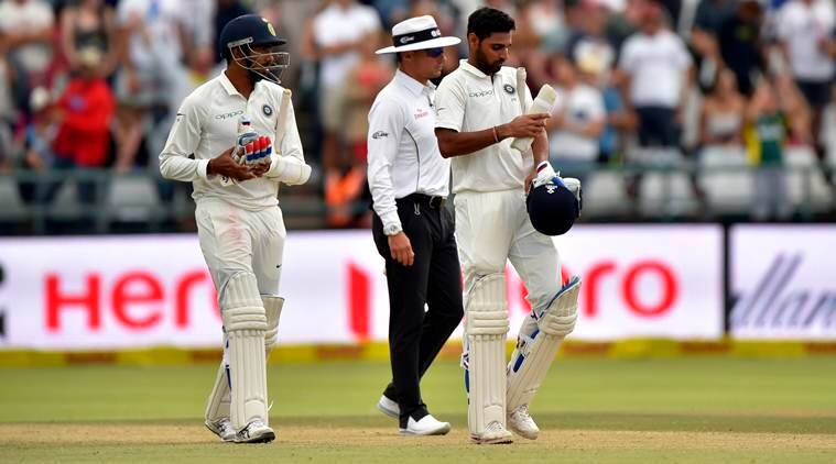 Ashwin basks after helping India contain S. Africa on Day 1