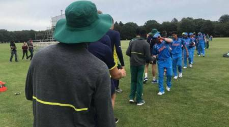 U-19 Cricket World Cup 2018: India warm-up with thumping win over South Africa