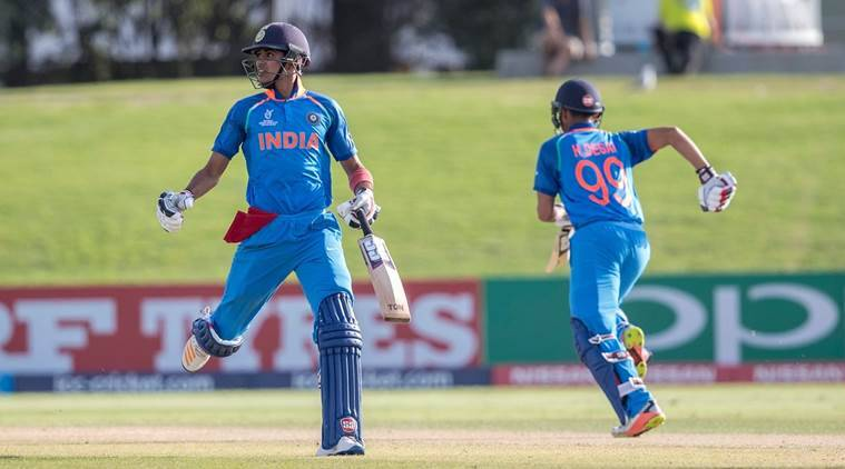 India U-19 will take on Bangladesh U-19 on Friday.