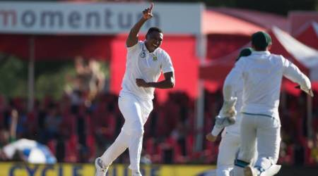Live Cricket Score, 2nd Test Day 5: South Africa three wickets away from 2-0 series lead over India
