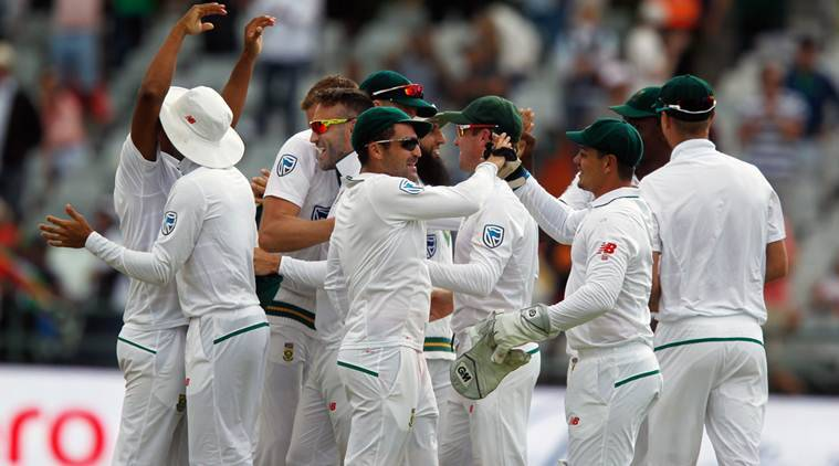 Centurion Test: South Africa all out for 335