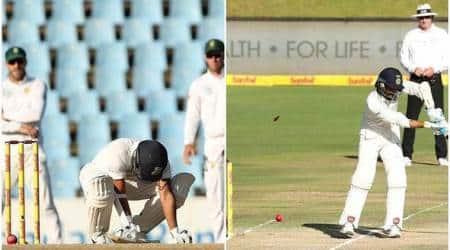 India vs South Africa, Ind vs SA, SA vs Ind, Virat Kohli, Lungi Ngidi, sports gallery, cricket photos, Indian Express