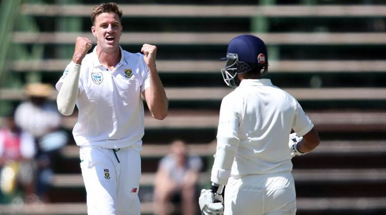 India are playing 3rd Test against South Africa in Johannesburg.