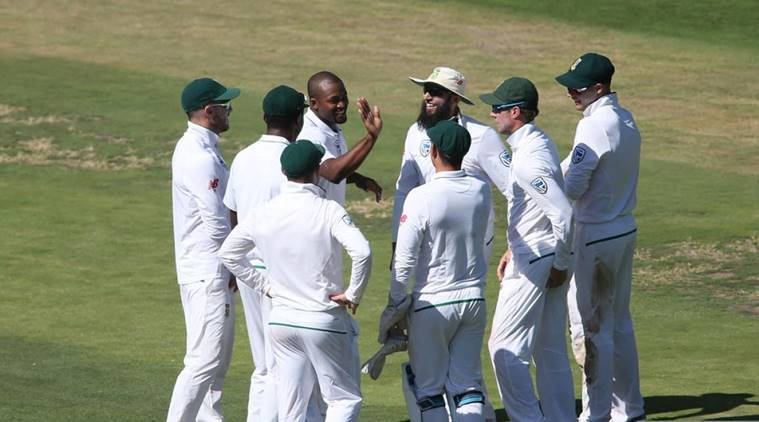 Live cricket score of India vs South Africa