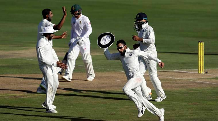 2nd Test: SA 269/6 at stumps on Day 1