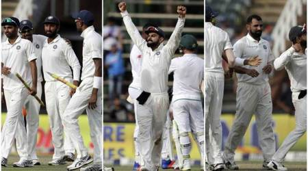 India vs South Africa, Ind vs SA, Sa vs Ind, Virat Kohli, Jasprit Bumrah, Bhuvneshwar Kumar, sports gallery, cricket, Indian Express