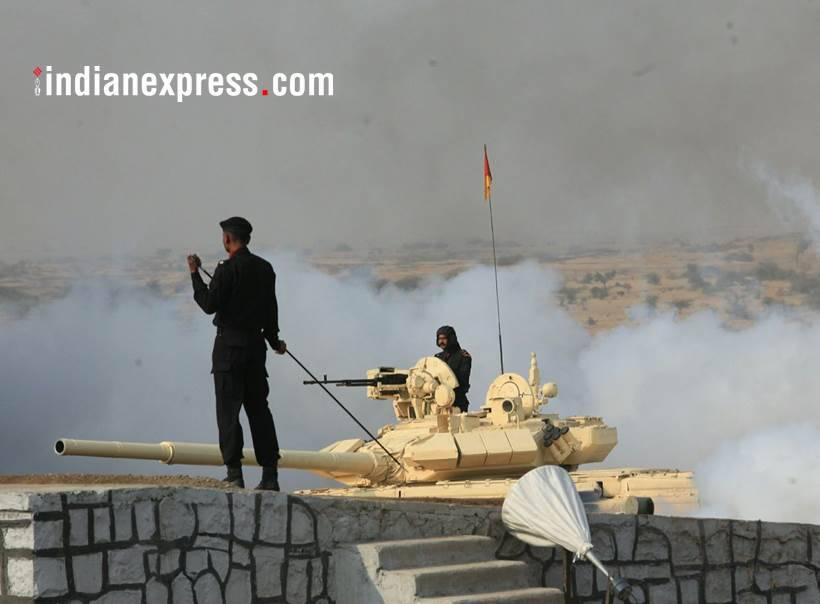 70th Army Day Indian Army Showcases Might With Tanks