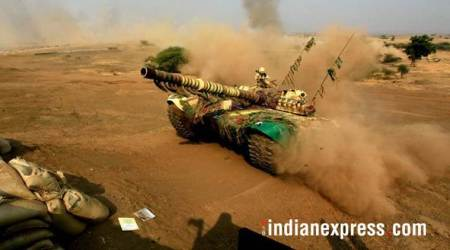 70th Army Day: Indian Army showcases might with tanks, choppers and missiles