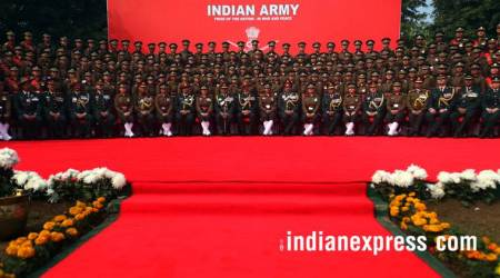 70th Army Day: President, PM and others salute valour, sacrifice of soldiers
