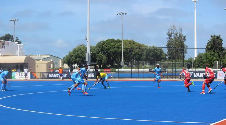India vs Belgium, Four Nations Invitational tournament, Four Nations Invitational tournament news, Four Nations Invitational tournament schedule, sports news, hockey, Indian Express