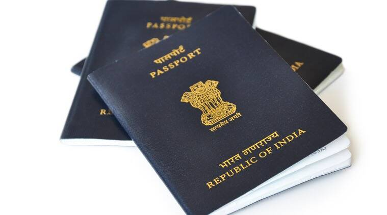 Passports may come without information on last page