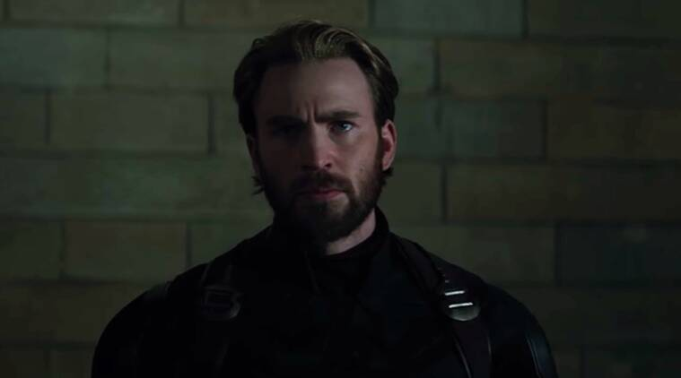 captain america in avengers infinity war