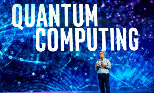 CES 2018, Intel CES keynote, Brian Krzanich Intel CEO, Brian Krzanich CES, Intel quantum computing, Intel VR, 3D facial recognition, Intel chips, virtual reality, artificial intelligence