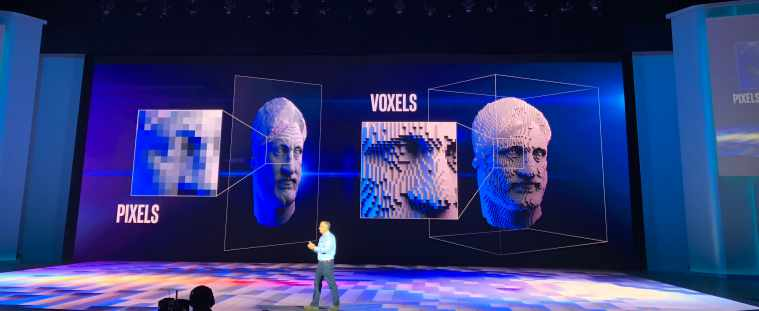 What is Voxel
