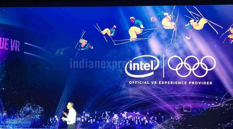 Intel CES 2018 Intel CES 2018 keynote Intel CES Brian Krzanich CEO Brian Krzanich Intel keynote