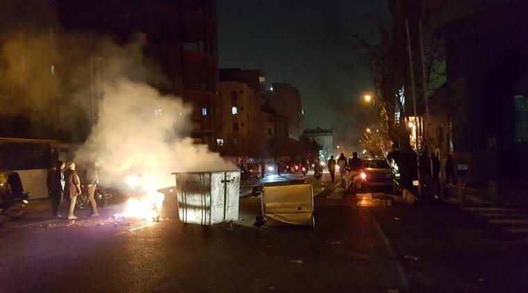 13 dead in Iran protests