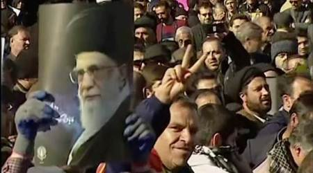 Pro-government rallies in Iran after days of protest,unrest