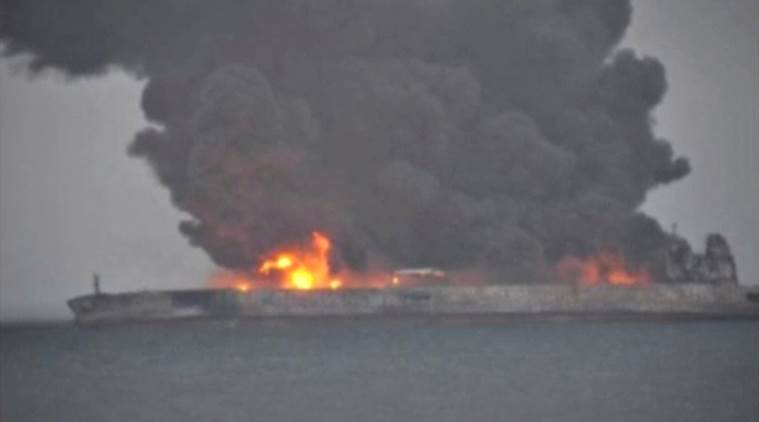 Two oil tankers struck in suspected attacks in Gulf of Oman – shipping firms