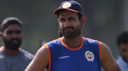 Irfan Pathan, Irfan Pathan news, Irfan Pathan bowling, Irfan Pathan updates, Baroda, Jammu and Kashmir, Kapil dev, sports news, cricket, Indian Express