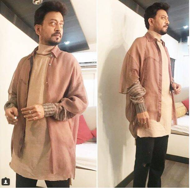 Irrfan Khan, Irrfan Khan birthday, happy birthday Irrfan Khan, hbd Irrfan Khan, Irrfan Khan quirky fashion, Irrfan Khan quirky jackets, Irrfan Khan quirky outfits, Irrfan Khan fashion, Irrfan Khan style, Irrfan Khan updates, Irrfan Khan latest news, Irrfan Khan latest photos, Irrfan Khan images, Irrfan Khan pictures, celeb fashion, bollywood fashion, indian express, indian express news