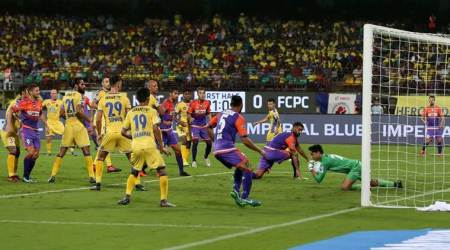 ISL: Kerala Blasters secure 1-1 draw against FC Pune City