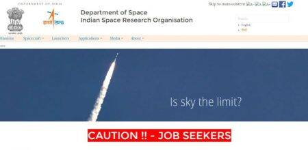 ISRO recruitment 2018: Hiring begins for JRF post, salary and registration details