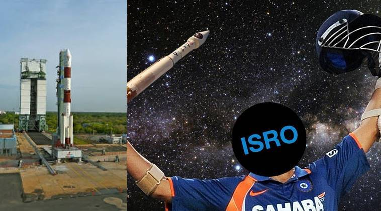 Celebrating ISRO's century Twitterati hail the New Year's gift