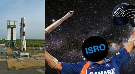 'A CENTURY and still NOT OUT!': ISRO's 100th satellite launch brings a streak of joy