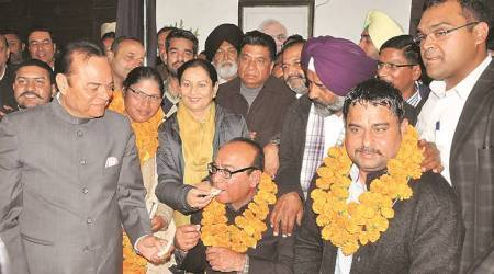Captain's choice Jagdish Raja is new Mayor of Jalandhar