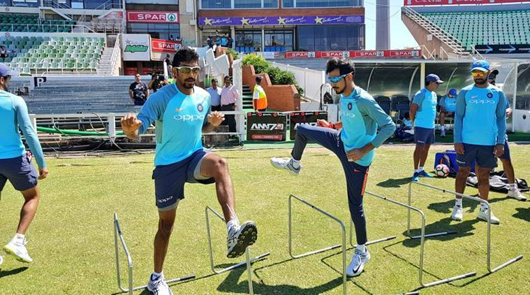 Team norm after bhuvneshwar kumar jasprit bumrah to bowl at india nets