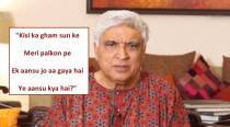 On Javed Akhtar's birthday, watch him recite some of his most beautiful poems
