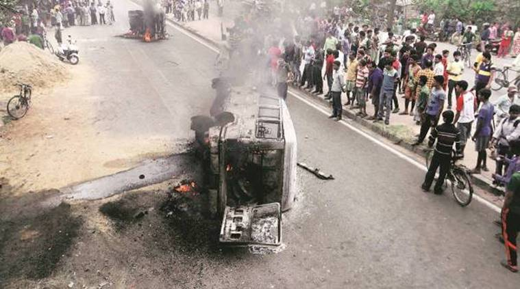 Four killed, 37 injured as overcrowded jeep overturns in MP