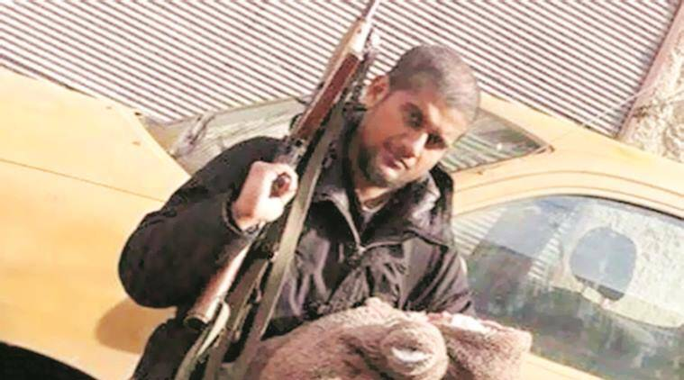 islamic state, jihadi john, indian in islamic state, global terroprist, siddhartha dhar, Abu Rumaysah, indian express